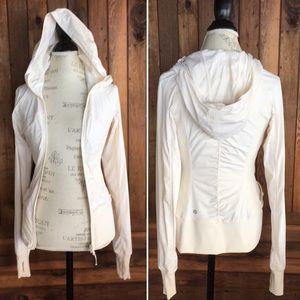 Lululemon reversible jacket size 4